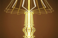 Лазерная резка. Фабрика мебели «Интерно».